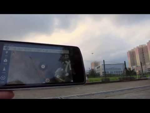 Guide mode test of Mapper R4 prototype