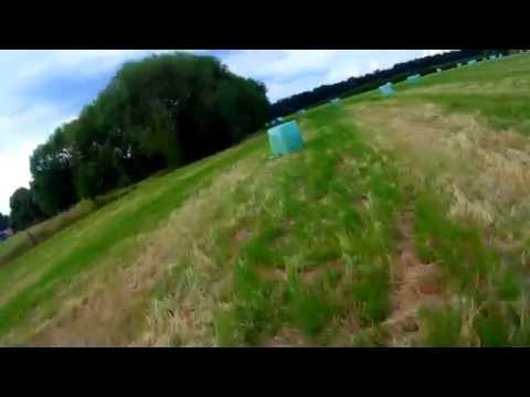 "TBS discovery ""PackedGrass"" FPV flight vibration test"