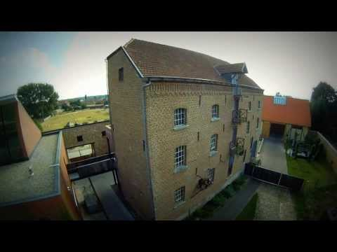 FPV flight Alcohol Distilery Wilderen