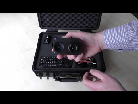 Unboxing Thermal Imager Workswell for UAV and drones