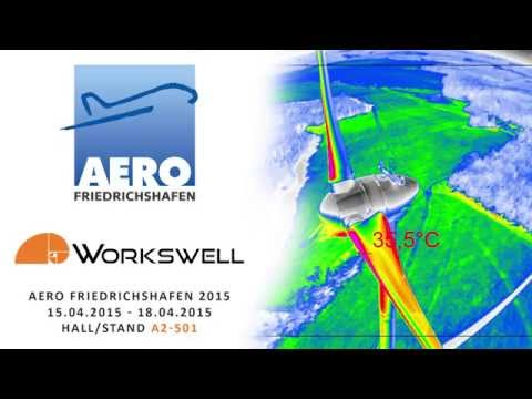 Workswell and Vertical Images at AERO Friedrichshafen 2015 (short version)