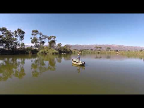 Hexacopter and Dinghy