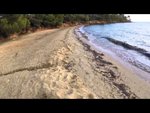 Plage Le Pellegrin (South of france)