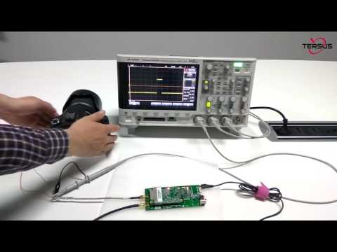 Shutter Synchronization with PPS Signal Demo