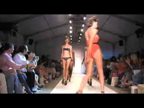 MBFW -Swim Red Carter  Interview