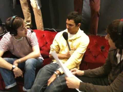 Topman NME Radio Takeover Bombay bicycle Club interview