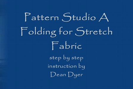 folding for stretch production ready video