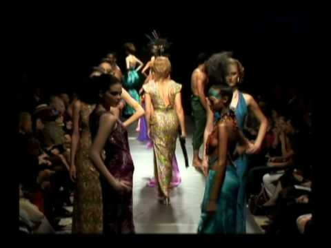 Andres Aquino Couture Fashion Week New  York