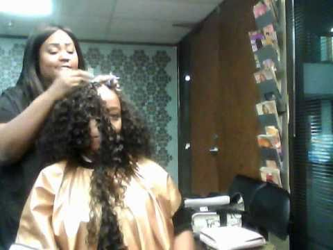 HOW- TO FULL SEW-IN WEAVE