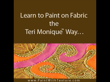 Designs of Fabric Painting