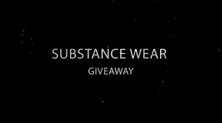 Substance Wear Giveaway