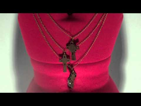 R.A.R Fashion Jewelry  Product Video ( Family Chains Collection)