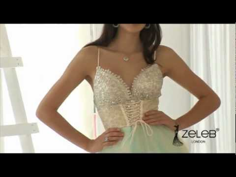 ZELEB Special Occasion And Evening Dresses Collection 9