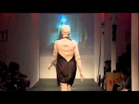 Anastasia Lomonova at |FAT| Arts and Fashion Week 2011