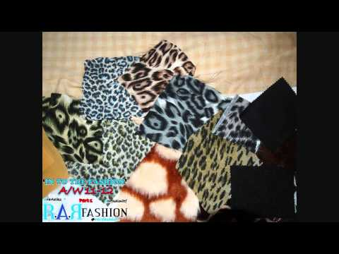 R.A.R Fashion 'In To The Fashion' A/W 11-12 Part 1 Video