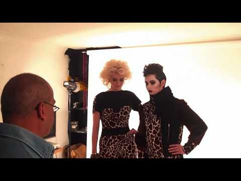 R.A.R Fashion 'In To The Fashion' A/W 11/12 Lookbook/Campaign Photoshoot
