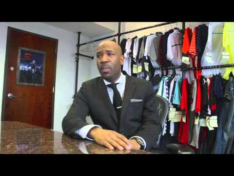 Interview: J. Alexander Martin @jalexanderm FUBU CEO and Entrepreneur