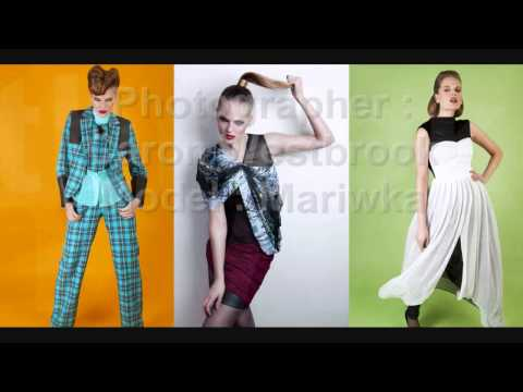 R.A.R Fashion Rebrand Collection Look Book