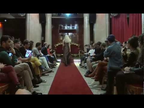 ZIBILLA ITALIAN ATELIER Milano Fashion Week - 2013 Luxury Collection