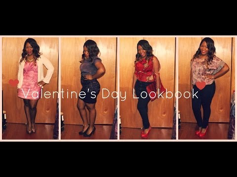 2014 Valentine's Day Lookbook - Date Night Outfit Ideas