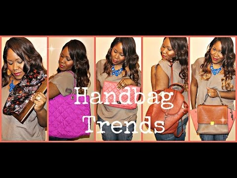 2014 Spring / Summer Handbag Trends | LOOKBOOK