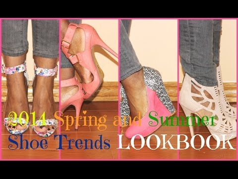 2014 Spring and Summer Shoe Trends | LOOKBOOK