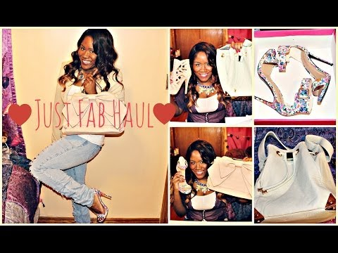 ♥ Spring 2014 Haul ♥ - Accessories - JUSTFAB Haul