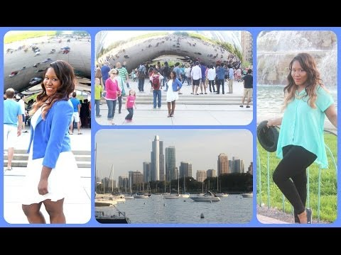 2014 Spring / Summer OOTD | Chicago Style