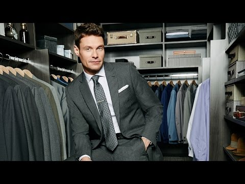Ryan Seacrest Distinction at Macy's