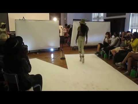 D'Evolution Productions NYC  Fashion Week  Present: Noneillah Collection Raising Awareness Show