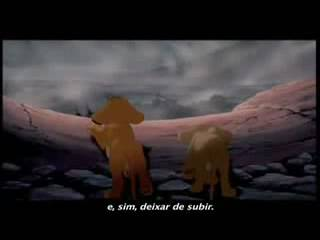 Linda  Mensagem Disney 2008