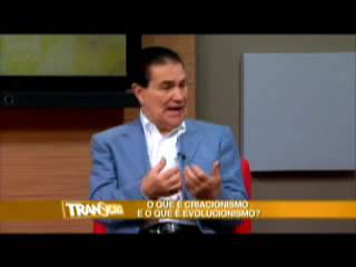 ESPIRITISMO - DIVALDO FRANCO - CRIACIONISMO X EVOLUCIONISMO - FE X RAZAO - PARTE 1 DE 3