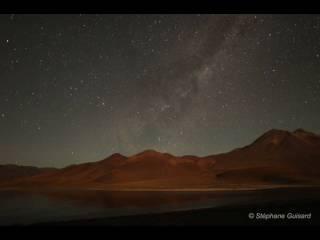Laguna Miscanti, Atacama Andes, Chile by Stéphane Guisard
