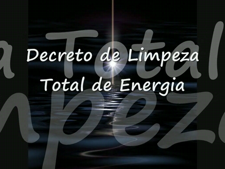 Decreto de Limpeza Total de Energia