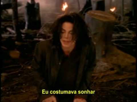 Earth Song - Michael Jackson (legendado em português)