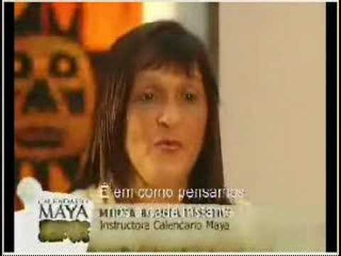 Calendario Maya - parte 1 de 5