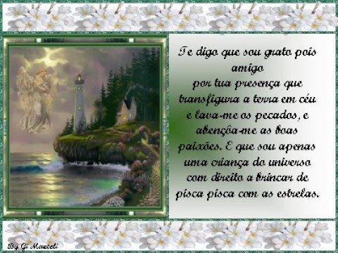 Poema a São Miguel Arcanjo