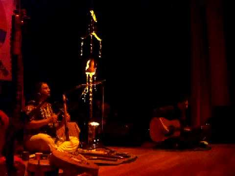 Daniel Namkhay / Show Arte pela paz/ Instrumental