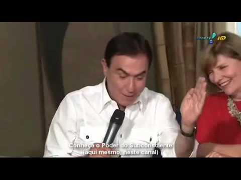 parte 1: 2012: Amaury Jr entrevista Anna Sharp e Oscar Quiroga - 4ª Dimensão - 1