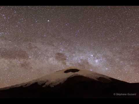 Cotopaxi Volcano Time Lapse Movie