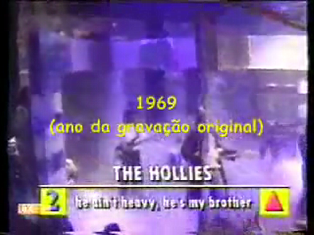 The Hollies - He is my brother Legendado portugues