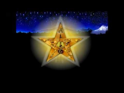 Significado do pentagrama.- Estrela de 5 pontas