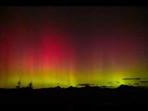 Native American  Meditation-The Northern Lights