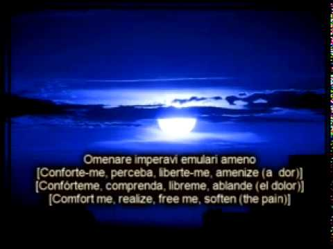 """""""Ameno"""", ERA (with subtitles and translated to Eng., Sp., B. P. and Latin)"""