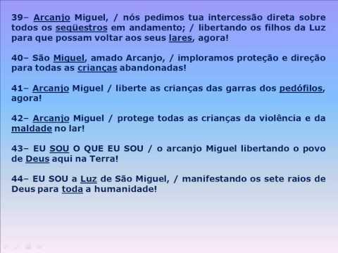 108 INVOCAÇÕES DE SÃO MIGUEL
