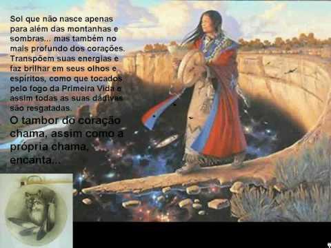 Tambores xamanicos ( O Som da Mãe Terra