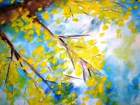 Natureza e música (Som de passarinhos e cachoeira)