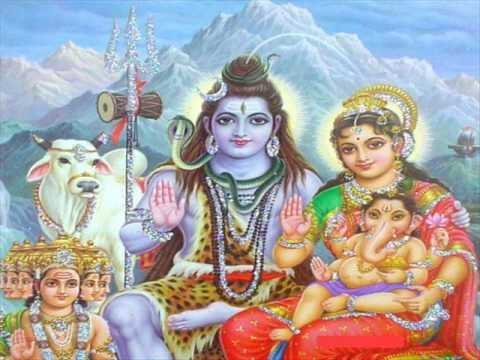 Lord Ganesha and Lord Shiva Mantras