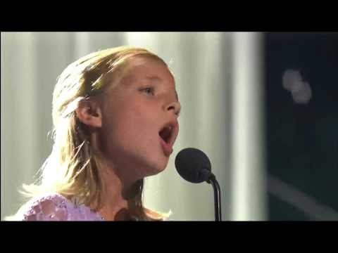 Jackie Evancho all performances ~ Finalist on America's Got Talent 2010