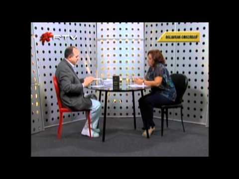 RTV -- Portugal -- Entrevista ao vivo sobre o Reiki (Parte 5) - Entrevistado Johnny De' Carli